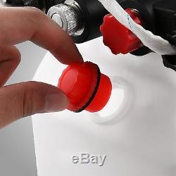 10 Quart Double Acting Hydraulic Pump Dump Trailer Control Kit Repair 12V