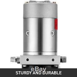 10 Quart Single Acting Hydraulic Pump Dump Trailer 12V Control Kit Remote