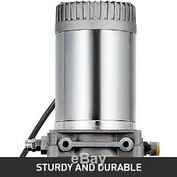 13 Quart Single Acting Hydraulic Pump Dump Trailer Remote Lift Reservoir