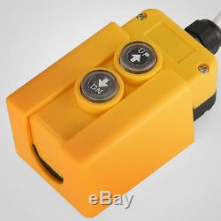 15 Quart Double Acting Hydraulic Pump Dump Trailer Repair Car 12V