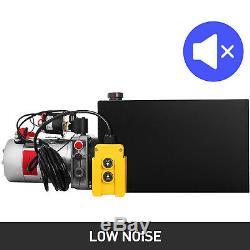 15 Quart Single Acting Hydraulic Pump Dump Trailer 12V Lifting Control Kit