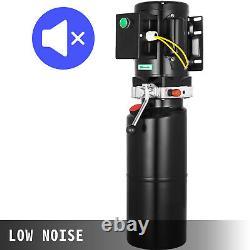 220V Car Lift Hydraulic Power Unit Auto Lifts 50hz Dump Trailer Manual NEWEST