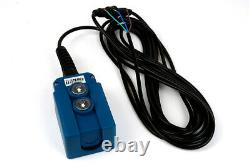 3 Wire Dump Trailer Remote Control Switch for 12V Single-Acting Hydraulic Pumps