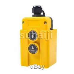 3 Wire Dump Trailer Remote Control Switch for Single-Acting Hydraulic Pumps
