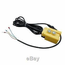 3 Wire Dump Trailer Remote Control Switch for Single-Acting Hydraulic Pumps 12V