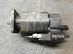 308-9310-089 PARKER COMMERCIAL DUMP PUMP New