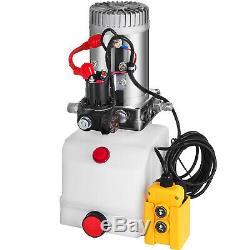 4.5L Single Acting Hydraulic Pump Dump Trailer ZZ003468 Control Kit Plastic