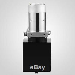 4L12VDC Double Acting Hydraulic Power Unit, Pump, Dump Trailer, Lift