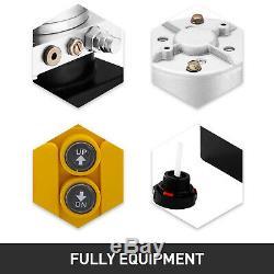 6 Quart Single Acting Hydraulic Pump Dump Trailer Metal Lifting Control Kit
