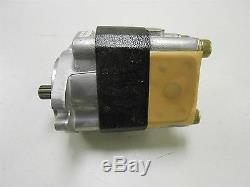 705-40-01980 Komatsu Hm300 Articulated Dump Truck Hydraulic Pump 10 Spline