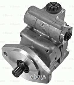 BOSCH Steering System Hydraulic Pump For MAN ERF Tga Ect 26.320 FLRS KS01000459