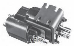 C101 Mounting Bracket, Hydraulic Dump Pump ref Parker Part # 3140100005