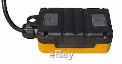 Dump Trailer Remote Control Switch 4 Wire Fits Double Acting Hydraulic Pumps