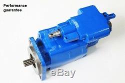 G102-LMS-20 Hydraulic Dump Pump, Dire Mount, CCW, 2.0 Gear, Manual, OEM Quality