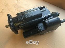 Hydraulic Dump Pump C102-LAS-25, CCW, Air Control, Ref Metaris MH102-C-25-LAS