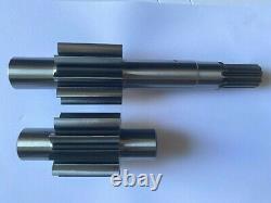 Hydraulic Dump Pump C102 Shaft and Gear Set 314-2925-130 OEM parts