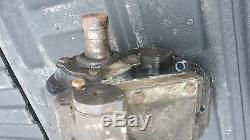 Hydraulic PTO Dump Gear Pump Munice U68 03T34284 (24T) Power Take off 6 bolt