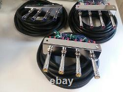 Lowrider hydraulics (PRE-WIRED) 2-PUMP +4 DUMPS F-B-BL-BR KIT With17 FT BLUE
