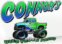 Monarch Idraulici Dump Camion Sollevamento Pompa Funzionamento Condizione With