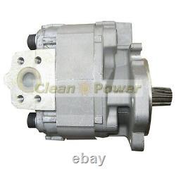 New Hydraulic Gear Pump for Komatsu HM350-1 HM350-1 Dump Truck