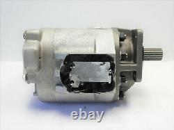 Parker 306356 PC3561 Hydraulic Transmission Gear Pump for Komatsu HD1500-7 Dump