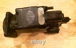 Parker Dump Pump Valve Unit G101/G102 Series PTO