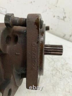 Permco Hydraulic Dump Pump ZF-0920 GA-0574