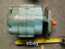 Permco PEK-17 Dump Pump 16 GPM 1200 RPM OD Shaft 7/8 Length 2 5/8 13 spli