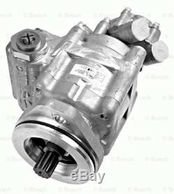Steering System Hydraulic Pump BOSCH Fits DAF Cf 85 Xf 105 105.460 KS01001363