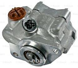 Steering System Hydraulic Pump BOSCH Fits MAN Tga Tgl Tgm 10.180 KS01000348