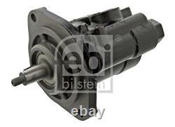 Steering System Hydraulic Pump FEBI Fits IVECO MAN MAZ-MAN Eurostar L 04831152