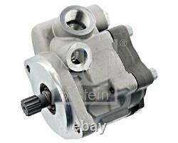 Steering System Hydraulic Pump FEBI Fits MERCEDES ACTROS MP4 ANTOS 0034607280