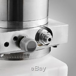 10 Pintes Double Effet Pompe Hydraulique Remorque À Déchargement Déchargement À Distance 12v