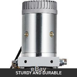12 Pintes Double Effet Pompe Hydraulique Remorque À Déchargement Levage Électrique Unité De Levage