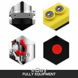 12 Volt Pompe Hydraulique Pour Dump Trailer 8 Poly Pintes Double Effet