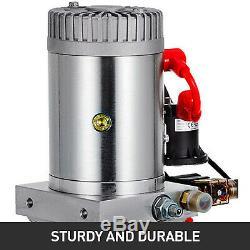 13 Double Pompe Hydraulique Pintes Par Intérim Dump Trailer Repair Unit Power Unit Pack De