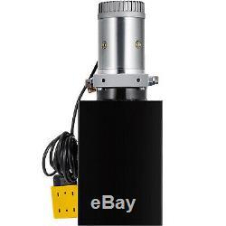 13 Pintes Double Effet Pompe Hydraulique Remorque À Déchargement Unité D'alimentation Kit De Contrôle 12v