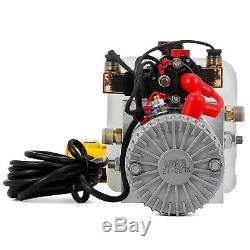 15 Pintes Double Effet Pompe Hydraulique De Levage Benne Remorque De Levage Réservoir