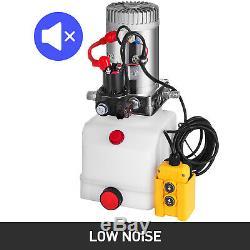 4.5l Simple Effet Pompe Hydraulique Remorque À Déchargement Zz003468 Contrôle Kit Plastique
