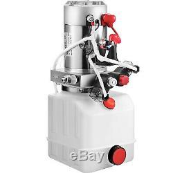 4 Pintes Pompe Hydraulique Double Effet Dump Remorque Usagée P Unité De Puissance