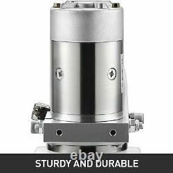 6 Pintes Double Effet Pompe Hydraulique Remorque À Déchargement Plastique De Levage 12v