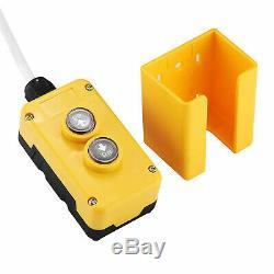 6 Pintes Simple Effet Pompe Hydraulique Remorque À Déchargement À Distance Kit Car Control