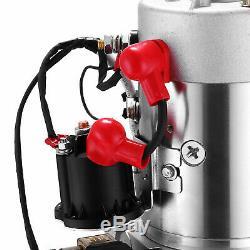 6 Pintes Simple Effet Pompe Hydraulique Remorque À Déchargement Fer Déchargement Unité Paquet