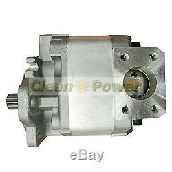 705-22-40110 Pompe Hydraulique Pour Chargeuses Sur Pneus Komatsu Wa500-1 Camion À Benne Basculante Hm400-1