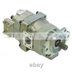 705-52-30052 Pompe Hydraulique Pour Camions À Benne Komatsu Hd325-6w Hd325-6 Hd405-6