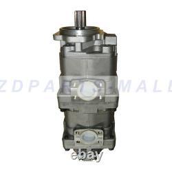 705-56-34630 Pompe Hydraulique Pour Camions À Benne Komatsu Hd465-7 Hd605-7