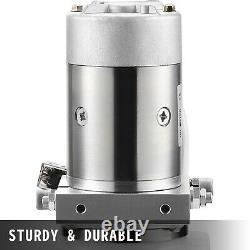 8 Pintes Double Effet Pompe Hydraulique Remorque À Déchargement 12v De Levage Unité De Puissance