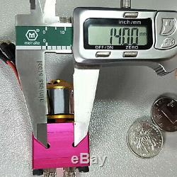 Brushless D'huile Hydraulique Pompe À Engrenages Pour Huina 580 Rc Pelle Remorque Camion-benne
