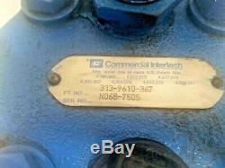 Commercial Intec Pump Lowboy, Flo-boy, Camion-benne Excellentissime. Cond. Industriel