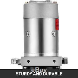 DC 12v Volt 6 Pintes Action Simple Pompe Hydraulique D'alimentation Unité Dump Trailer